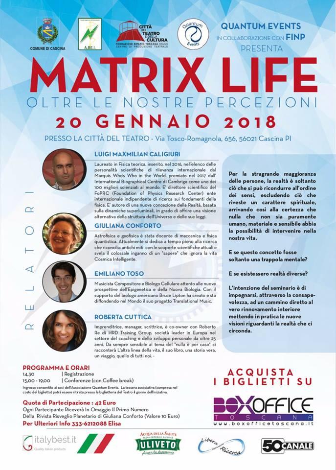 Matrix Life